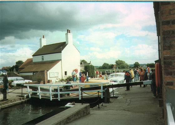 West Stockwith Lock