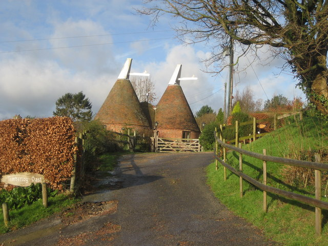 Timberlog Oast, Mount Pleasant, Lamberhurst, Kent
