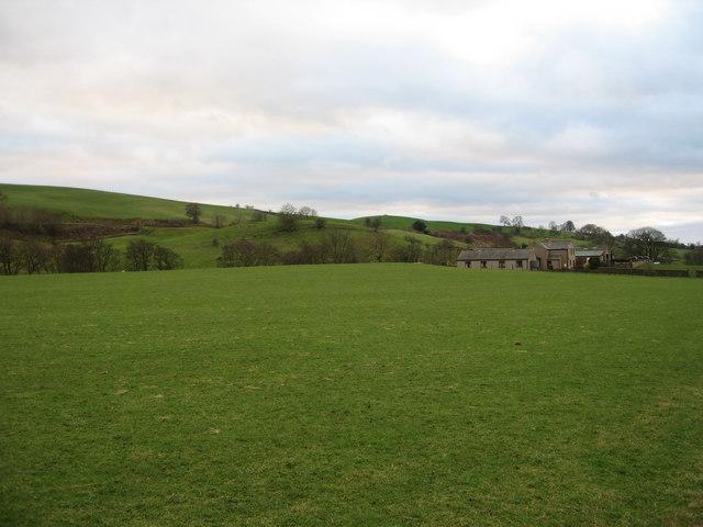Farm land near Chapelburn