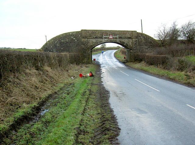 Bridge Near Templeton