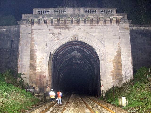 Box Tunnel West Portal