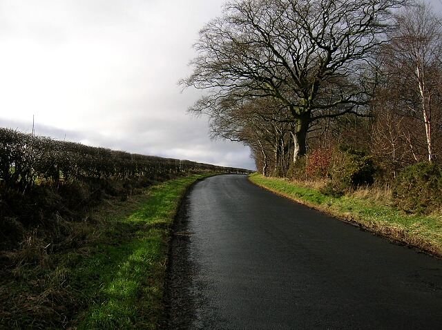 Minor Road Near Gatehead