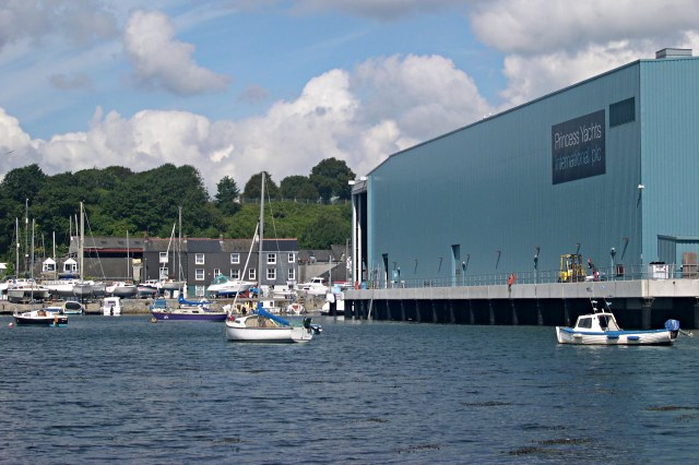 Stonehouse Pool and Boatbuilding Yard