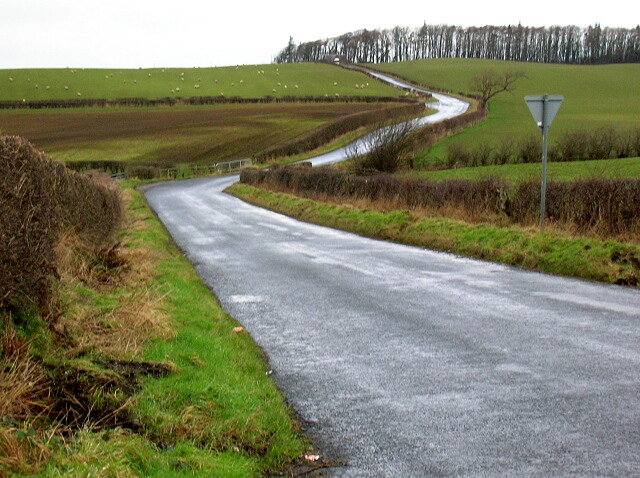 Minor Road to Earlston