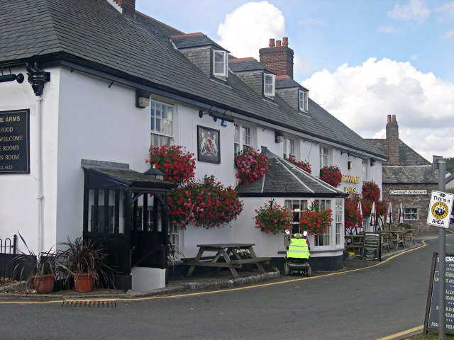 The Edgcumbe Arms, Cremyll
