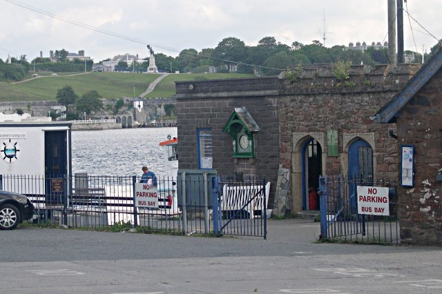 The Cremyll Ferry Terminal