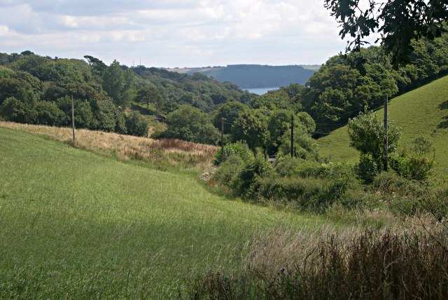 Hooe Lake Valley