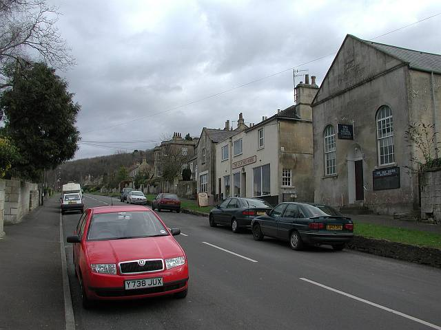 Bathford High Street