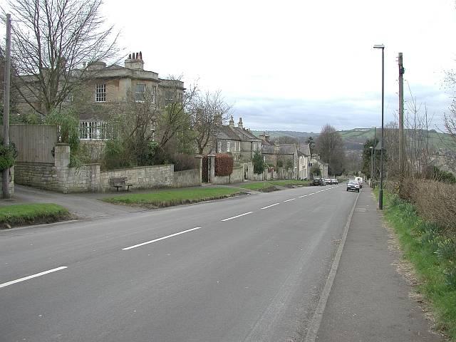 Bathford High Street