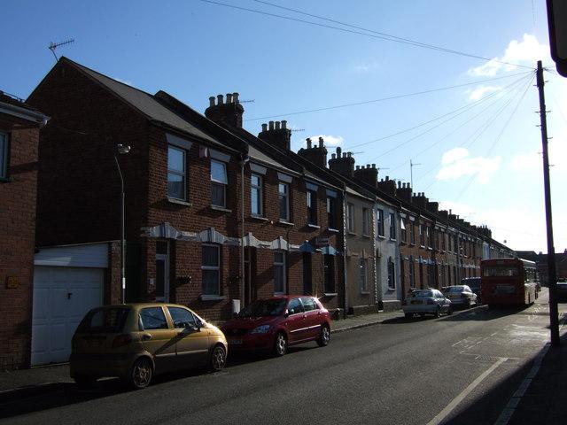 Buller Road, Exeter
