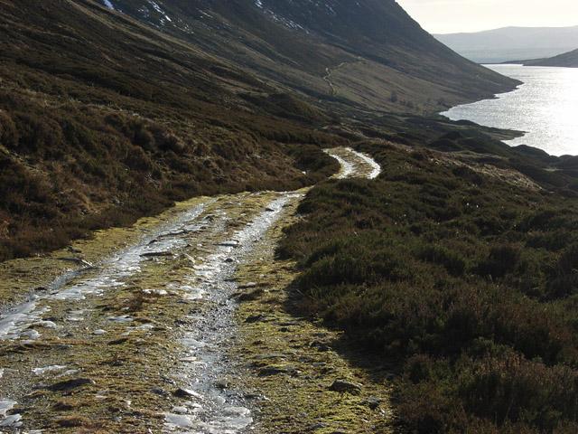 Track, Glen Turret