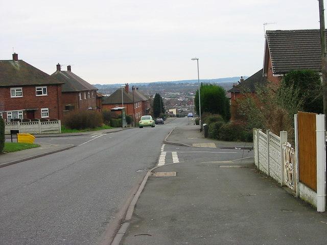 Longley Road, Sandford Hill