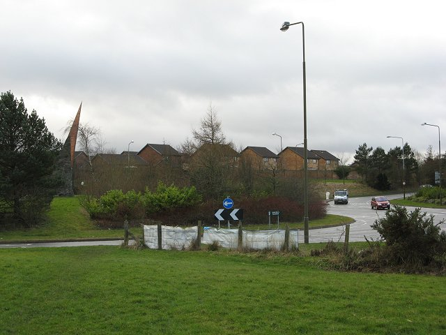 Lizzie Brice's roundabout