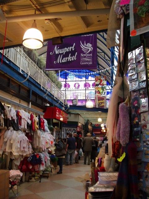 Newport Indoor Market