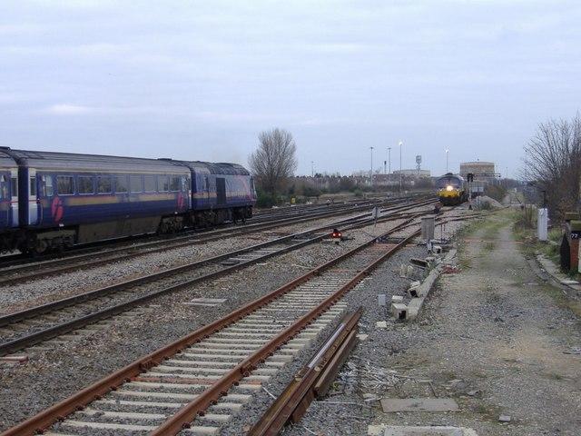 Swindon railway