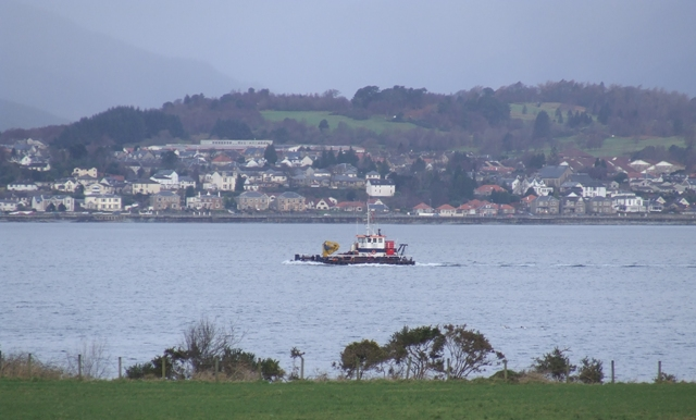 Dunoon and the Clyde