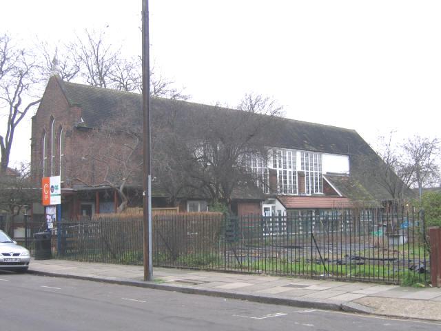 Castelnau community centre, Barnes