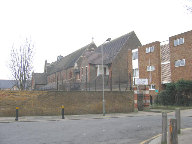 Greek Orthodox Church of St Nectarios, Battersea