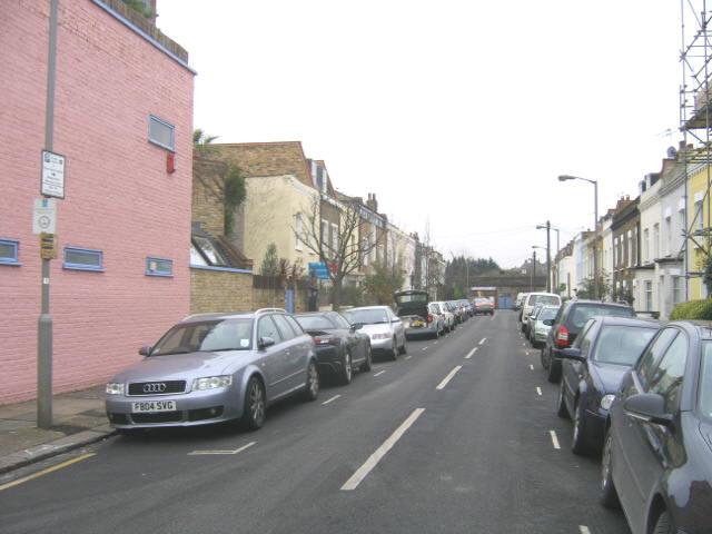 Poyntz Road, Battersea