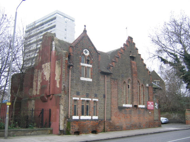 St Peter's Church Hall, Battersea