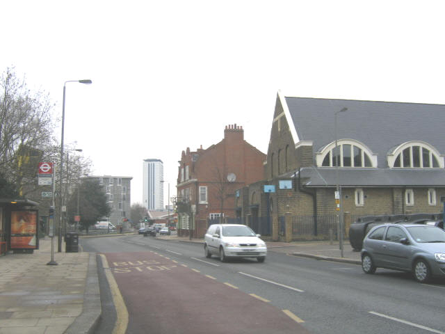 Garratt Lane, Wandsworth