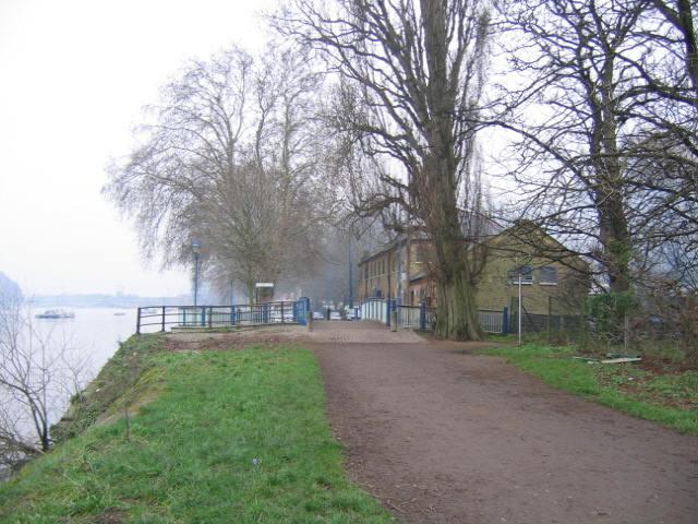 Thames Boathouse, Putney