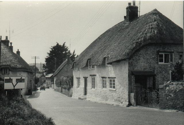 West Lulworth c.1960