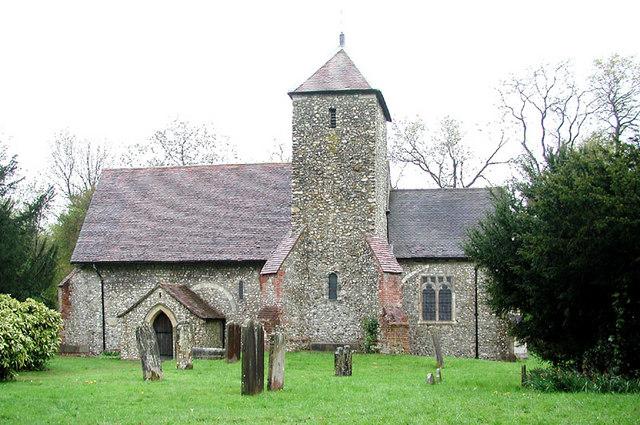 St Edmund King & Martyr, West Kingsdown, Kent