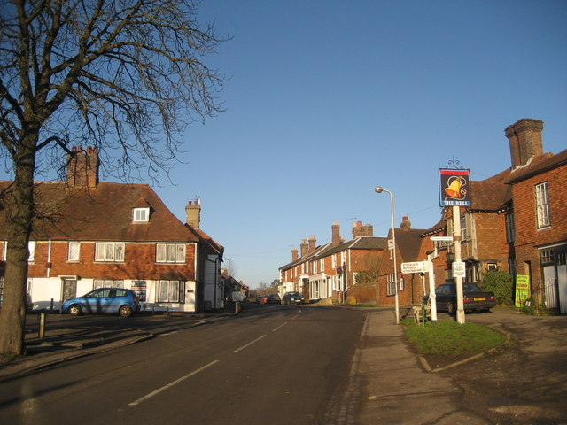 Ticehurst High Street
