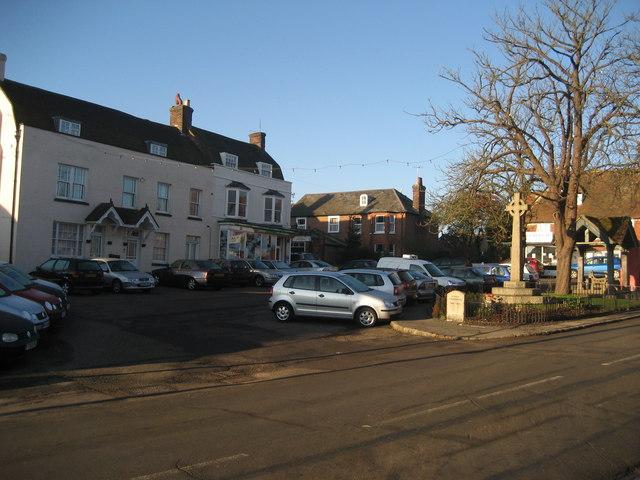 Ticehurst Square