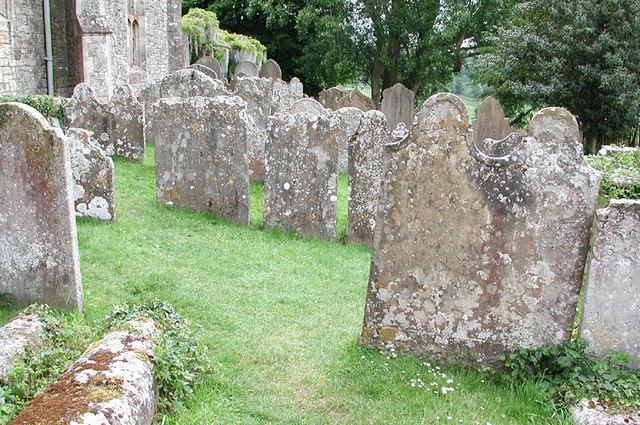 St Peter, Boughton Monchelsea, Kent - Churchyard