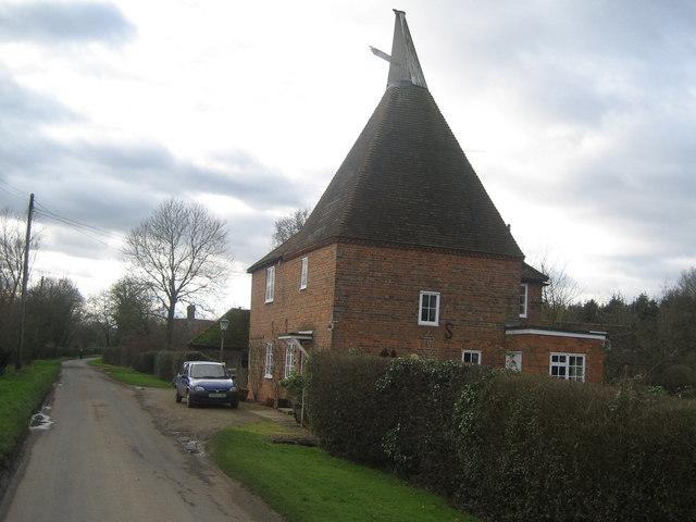Beale Farm Oast, Sand Lane, Frittenden, Kent