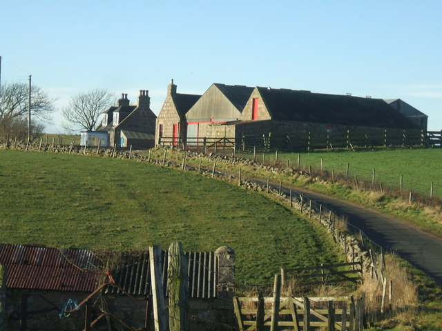 Burnhead Farm, Gask