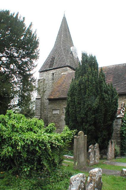 All Saints, Loose, Kent