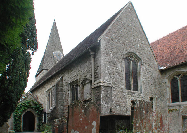 All Saints, Loose, Kent