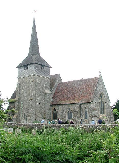 St Nicholas, Otham, Kent