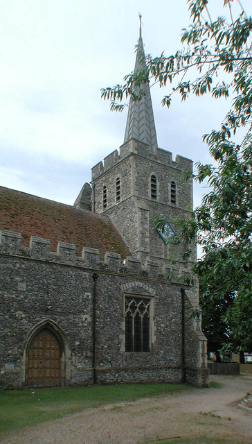 St Mary the Virgin, Minster in Thanet, Kent
