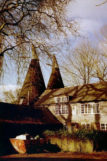 The Roundel, Wandle Mill Studios, Mill Street, Iden Green, Kent