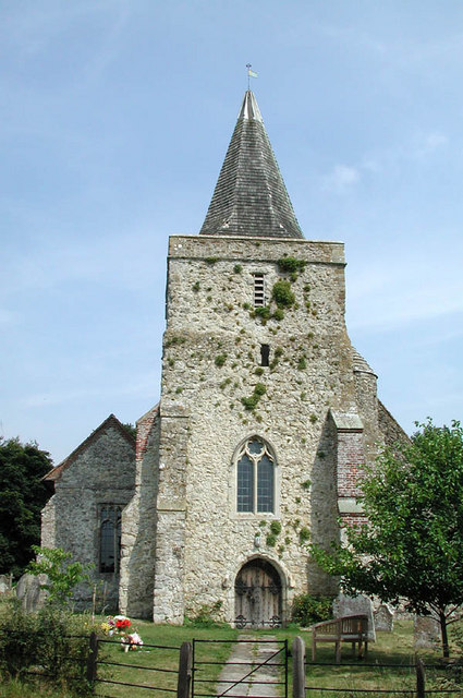 St Margaret, Hothfield, Kent