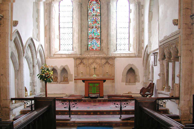 St Mary, Westwell, Kent - Sanctuary