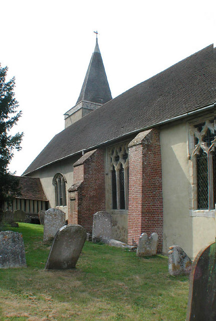 St Mary, Westwell, Kent