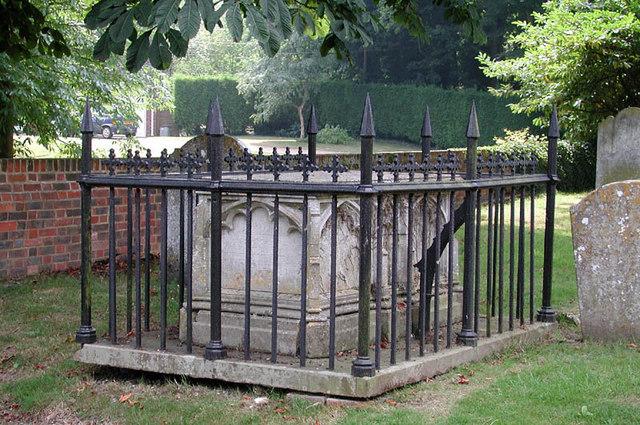 St Mary, Westwell, Kent - Churchyard