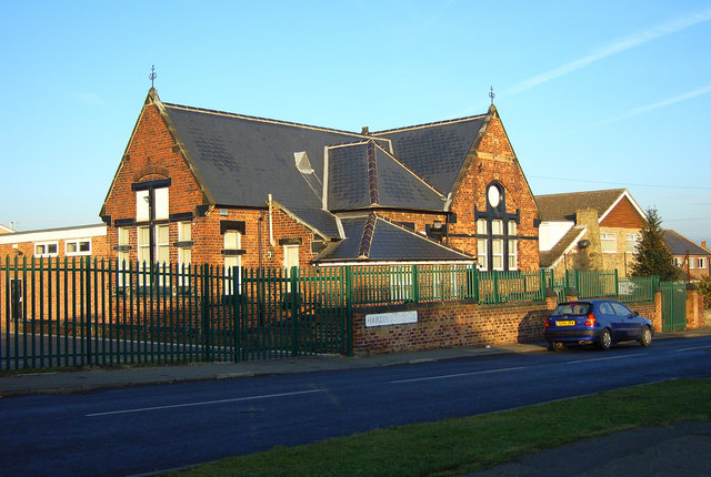 Former Little Haugh Village School