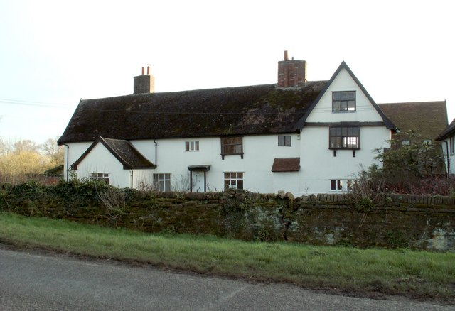 Farmhouse at Boundary Farm