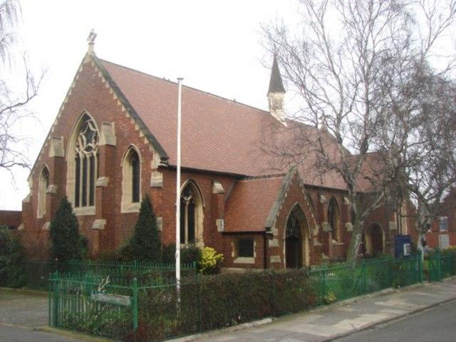 St Jude's Church, Hexthorpe