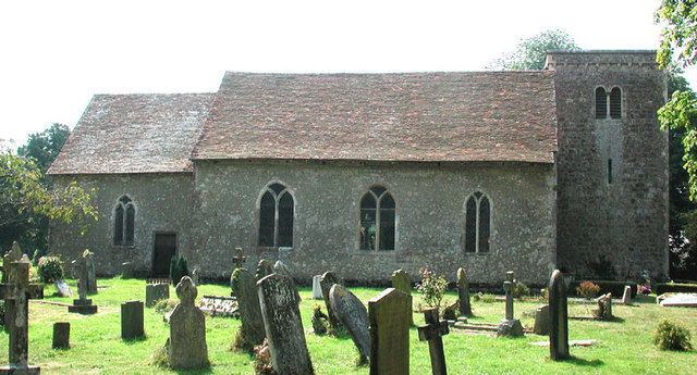 St Mary, Smeeth, Kent
