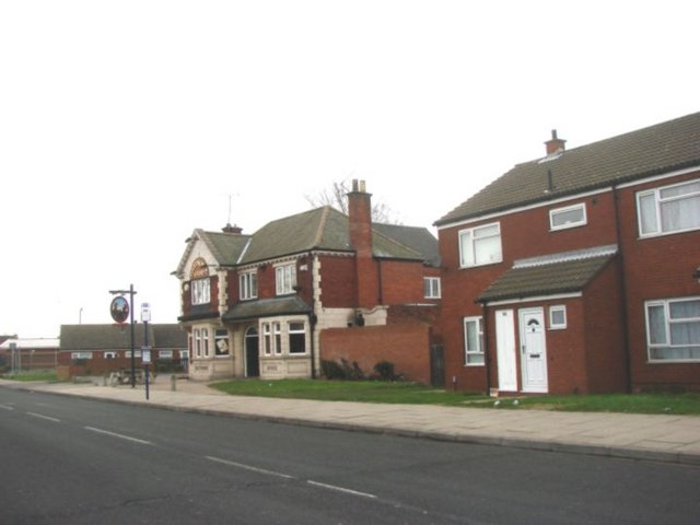 Hexthorpe House Pub.