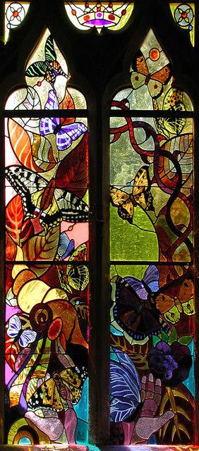 St Mary, Smeeth, Kent - Window