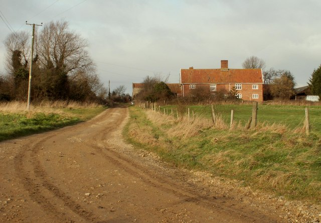 Farmhouse at Dove's Farm