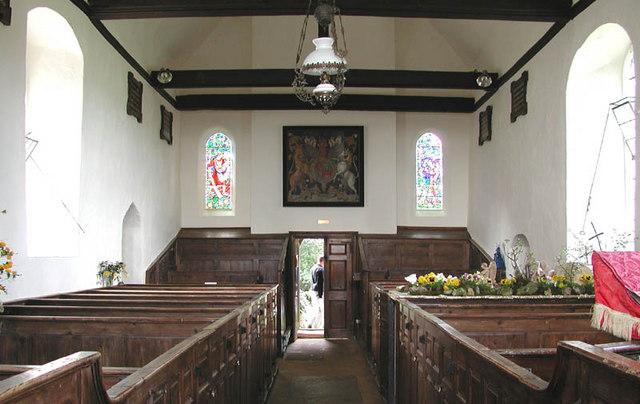 St Leonard, Badlesmere, Kent - West end